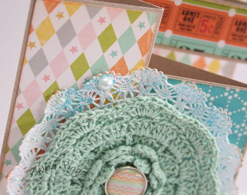 Tri-fold - crochet cl1